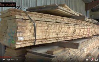 Styl'escalier : découpe du bois - épisode 2/3