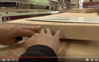 Styl'escalier : découpe du bois - épisode 3/3
